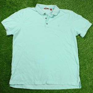 Gentlemens IZOD Short SLeeve Shirt Size XL